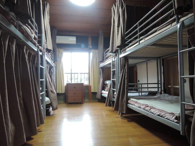 NPL 2 min Tobu Station - Dormitory - Nikko - Huoneisto