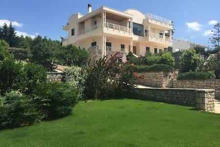 Elaianthos Apartments Mikri Mantineia - Taygheti - Mikri Mantineia - Leilighet
