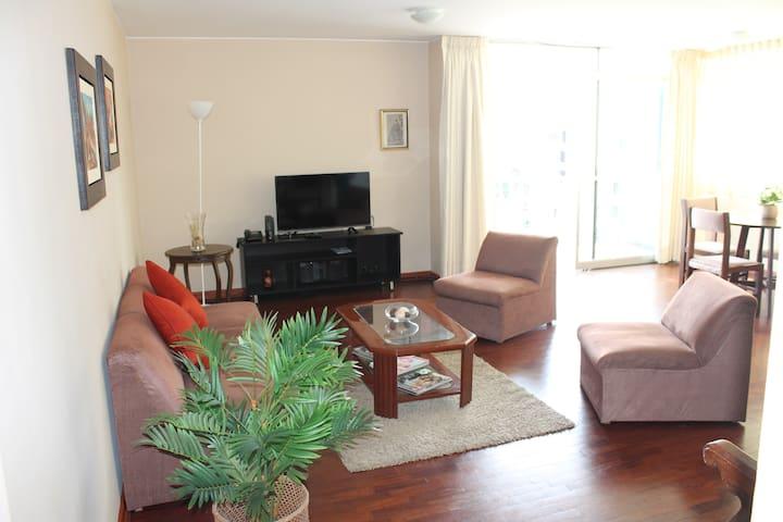 San Isidro Apartment 1200 sq ft