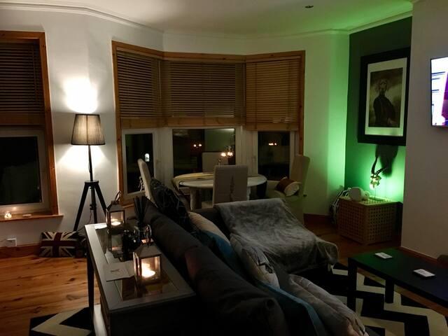 Comfortable en suite double room