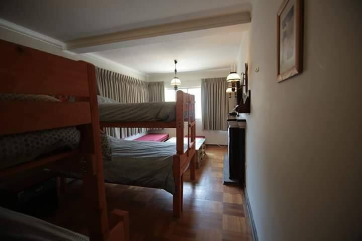 Náutico Hostel, habitación familiar.
