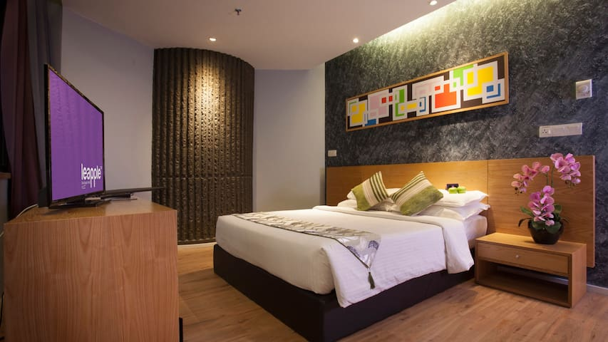 Comfort Boutique Hotel by 2mins walk to KLCC