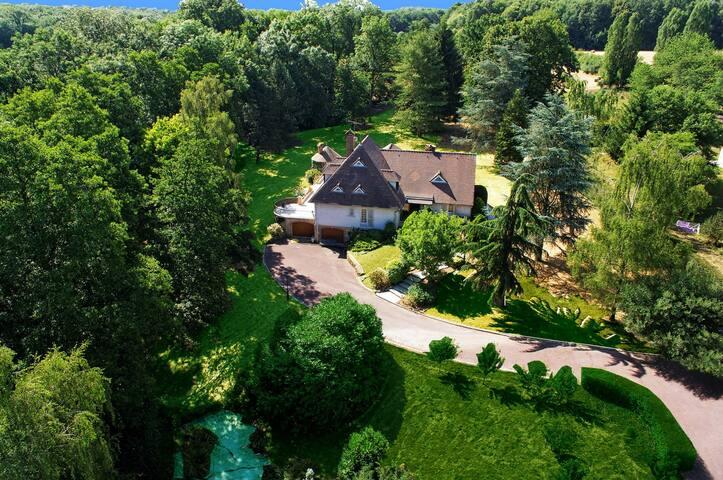 HOUSE PARK Villa - Favières