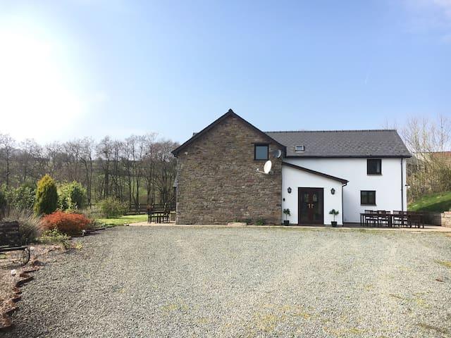 Cefncoed Mawr Farmhouse