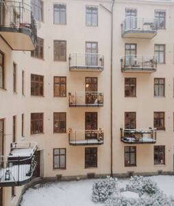 Cosy Studio in Vasastan close to city - Stockholm