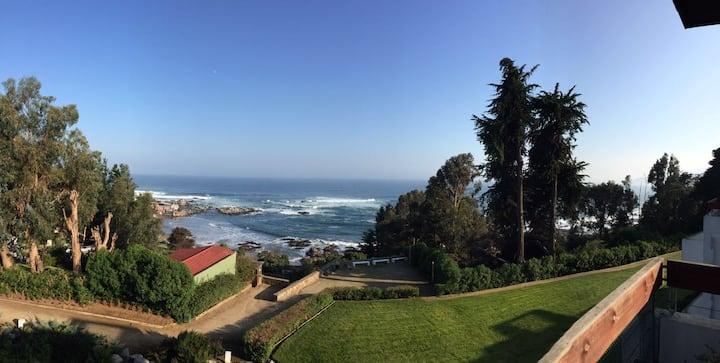 Great ocean view!