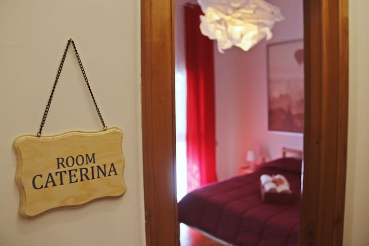 CATHERINE'S ROOM .. RELAX AND LOVE