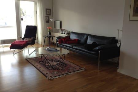 Moderne lejlighed tæt på Kbh. - Kopenhagen