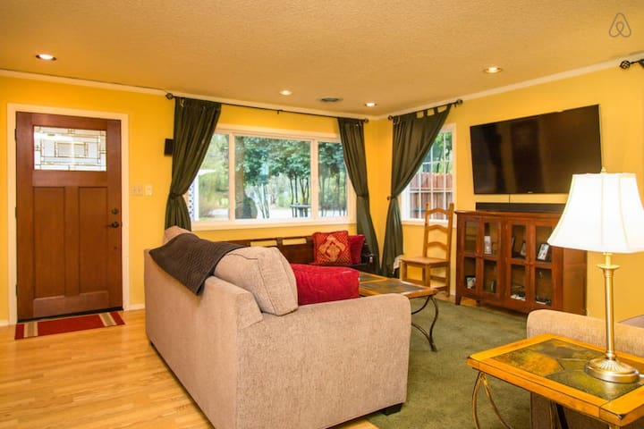 Sunny, family-friendly home - Lakeport - Dům