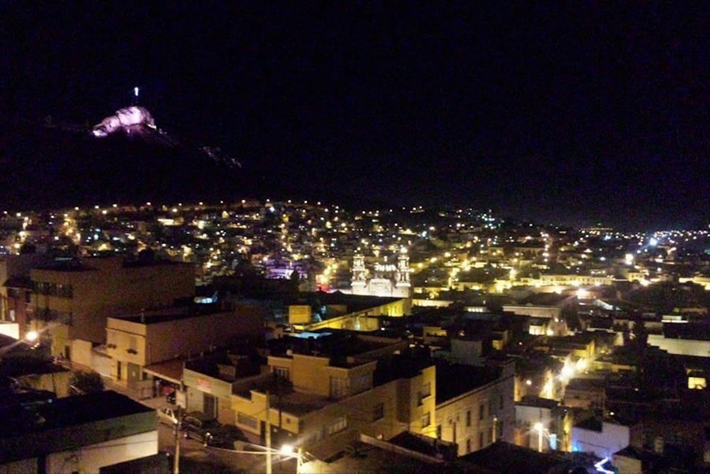 El mejor mirador que puedes encontrar en Zacatecas