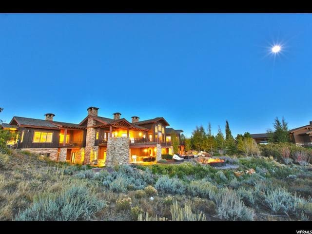 Extraordinary Mtn Home - Book for Presidents Week - Kamas - Casa