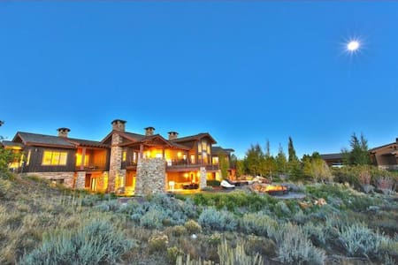 Extraordinary Mtn Home - Close to PC Skiing - Kamas