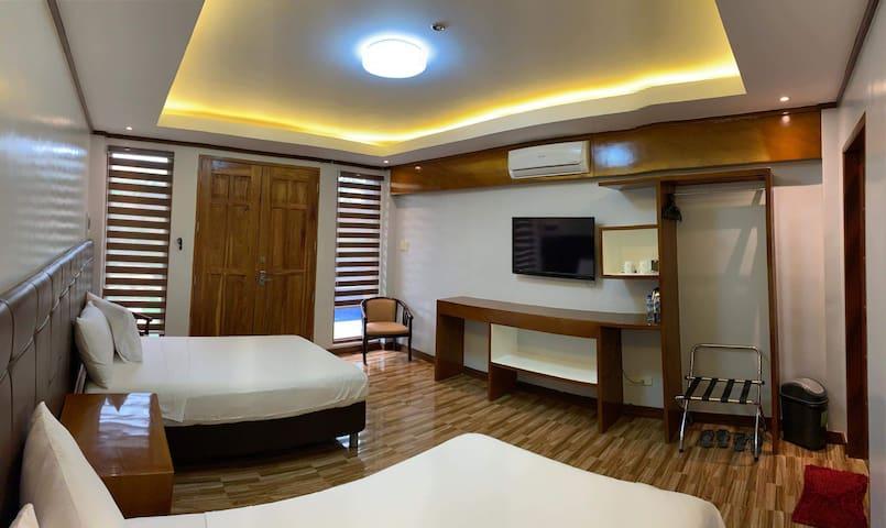 Private Room in Cherish Resort