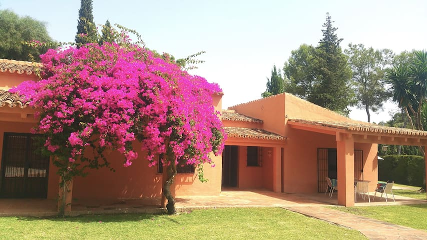Spectacular Villa,Private Pool and Garden - San Pedro de Alcántara - Huis