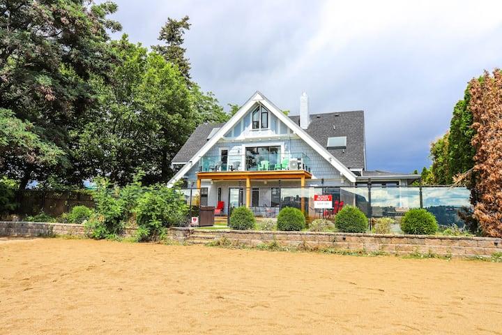 Kelowna's Beach House