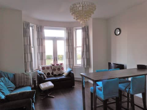 Broadstairs home with beautiful views