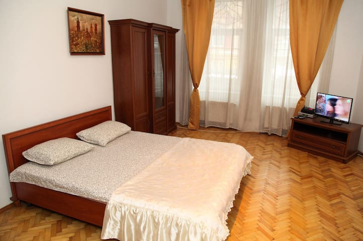 Comfortable apartment in old town - Львів - Apartment