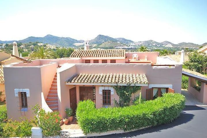3 Bed Villa with private pool at La Manga Club - Carthagène - Villa
