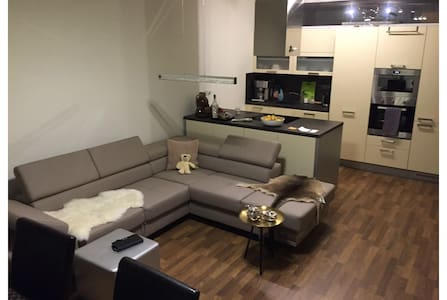 Luxury Apartment & Terrace, Parking - Olomouc - Departamento