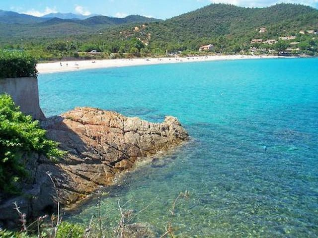 plage de Tarco