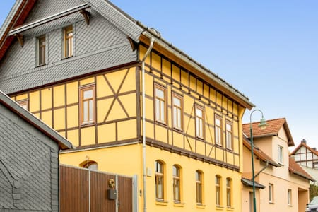 Warm, 2-bedroom apartment w/WiFi - Erfurt
