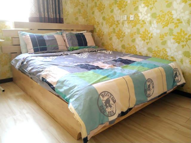 独立房间 全屋舒适暖气 二环里 天安门 天坛