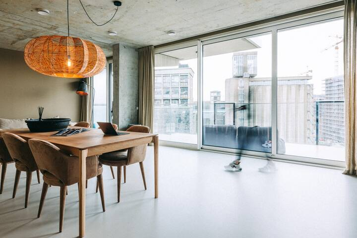 Sfeervolle Loft met boutique hotel-style vibe