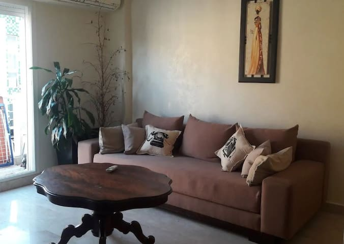 Nice apartment perfectly located in Casablanca