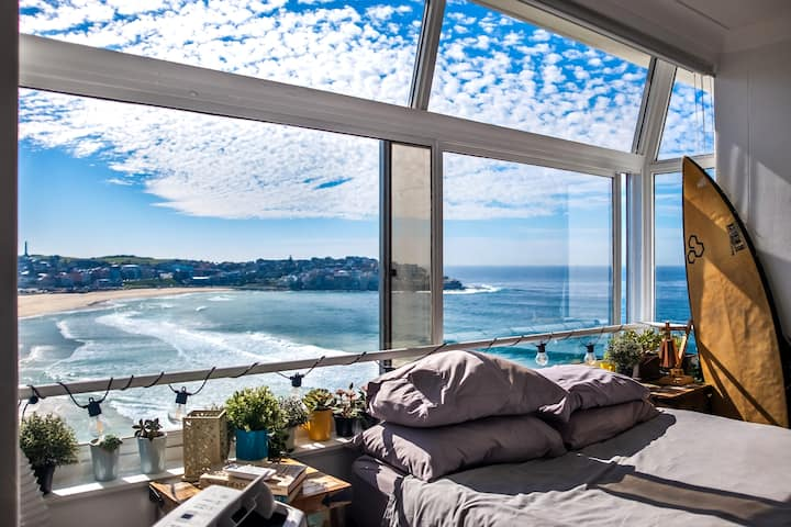 Oh My God Beach View - Paradis du dernier étage