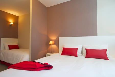 Hôtel Port Haliguen, Quiberon à 100 m de la plage - Quiberon