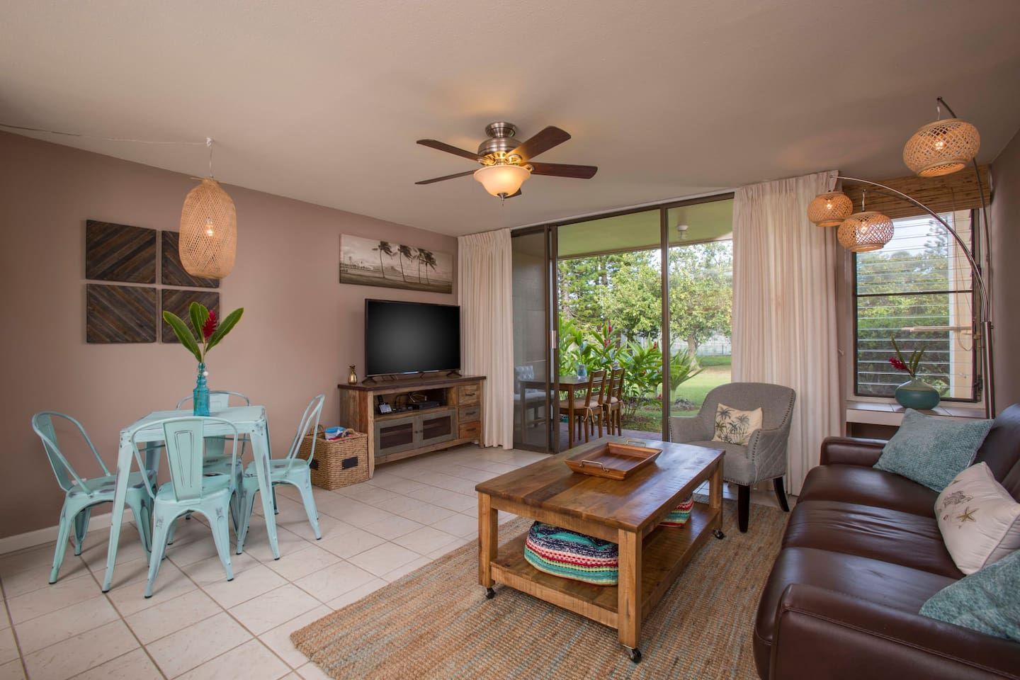 Aloha and Welcome to Island Chic at Turtle Bay- Kuilima East #67