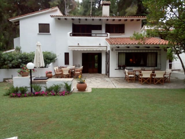 Luxurious Villa at Sani Chalkidiki