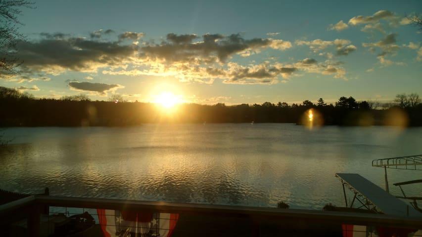 Cedar Sunrise