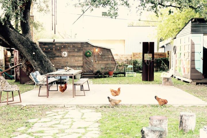 Handmade Eastside Cabin