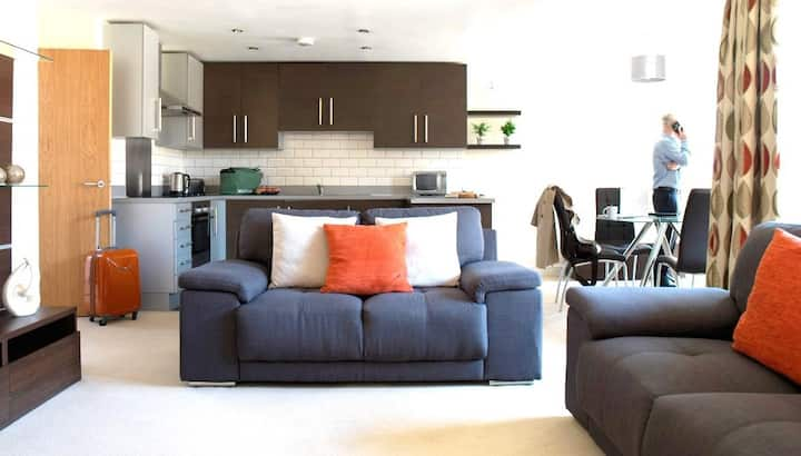 Executive 2 bed Serviced Apartment - Vizion