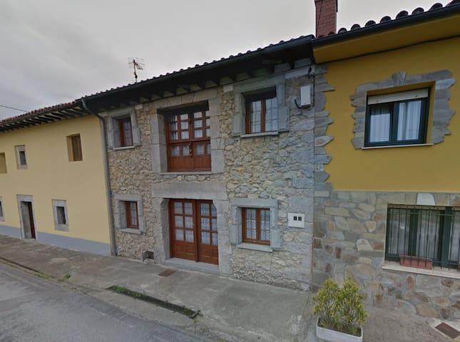 casa en La Franca,Colombres,Asturias, Playa Franca - La Franca - Casa