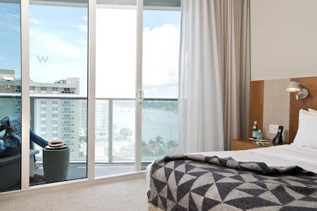 W Hotel Fort Lauderdale One Bedroom 12th Floor - Fort Lauderdale - Pis