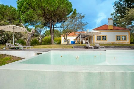 Pool at Comporta Villa Montalvo with 6 bedrooms - Alcácer do Sal - Dom