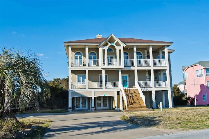 Fabulous House in Atlantic Beach - Atlantic Beach - Talo