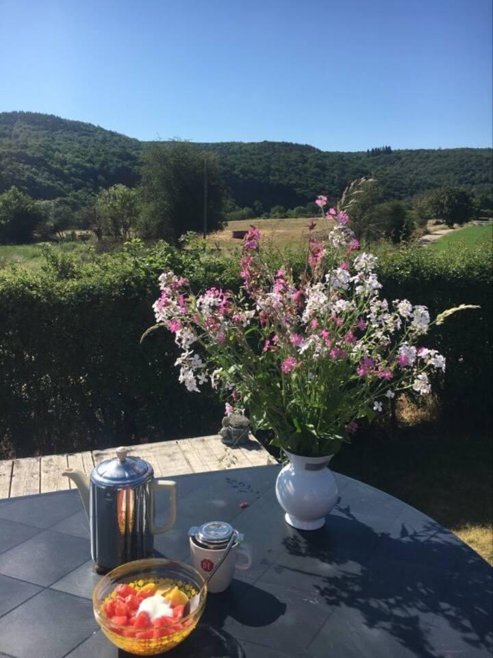 Rustig gelegen chalet met prachtige natuur: Heaven