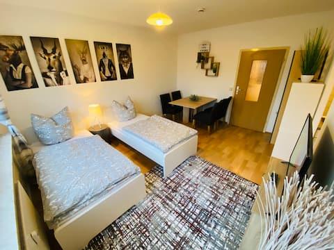 Easy Stay Apartment | Küche | Parkplatz | TV | NEU