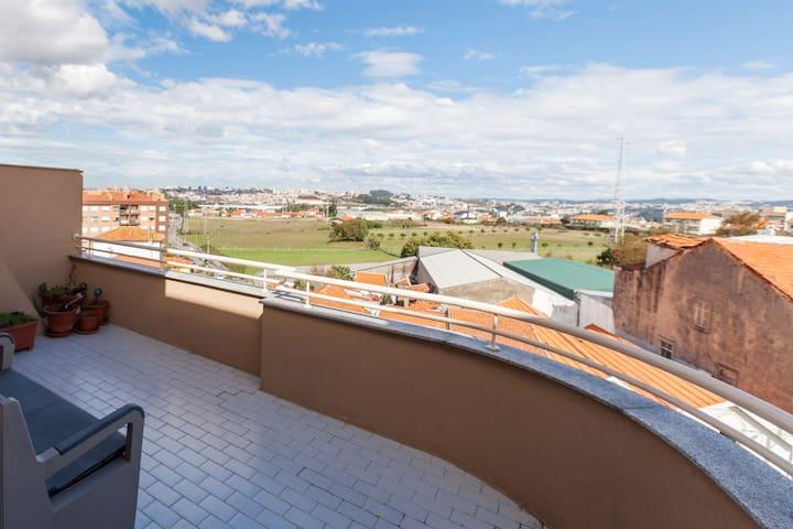 Quarto com vista para o Parque! - Oliveira do Douro - Departamento