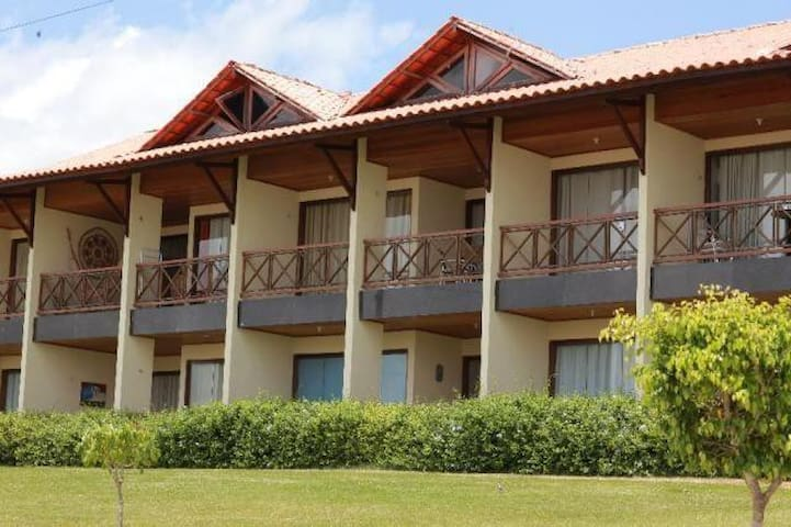 FLAT MONTE CASTELO GRAVATÁ - Gravatá - Apartamento