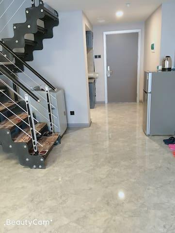 铂雅公寓:温馨舒适,环境优美,