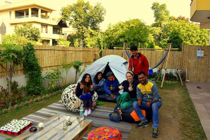 KarWaan Homes- 2 bed Private Tent Stay