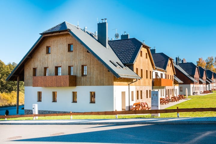 Apartment for 8 persons in Nová Pec R79201