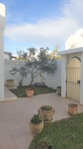 Villa - 500 m from the beach - Yasmine Hammamet - Casa de camp