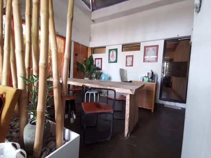 Balinese Inspired Modern Home