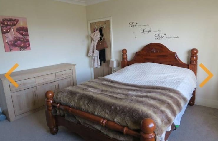 Stunning kings size room - Penwortham - Appartamento