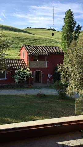 Annesso la vallina - Casciana Alta - Erillinen asuinyksikkö